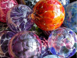 Sunspots ornaments