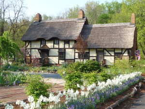 Anne Hathaway Cottage Tea Room