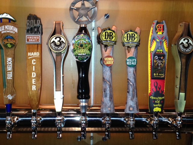 #VAbeer on tap at Zynodoa