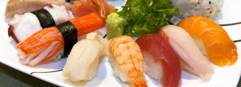 Sushi from Massaki