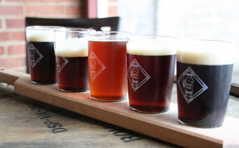Breweries, Beer Gardens & Tap Rooms of Staunton