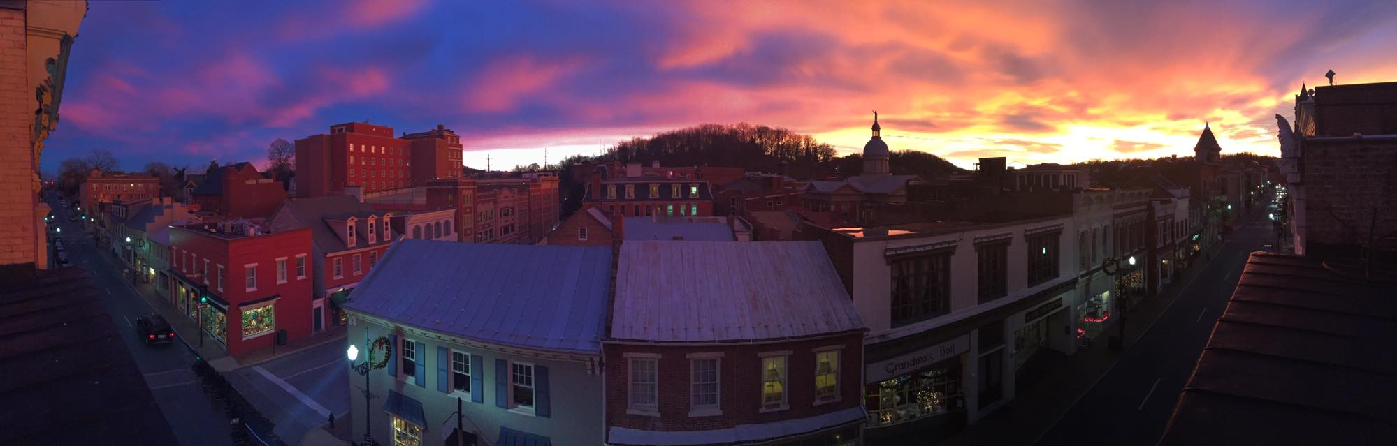 Staunton's Sky Shows: Six Places to Watch a Sunset