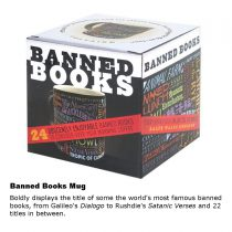 mugs - Banned Books