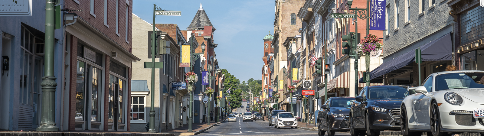 Explore Staunton on Foot: Beverley Historic District