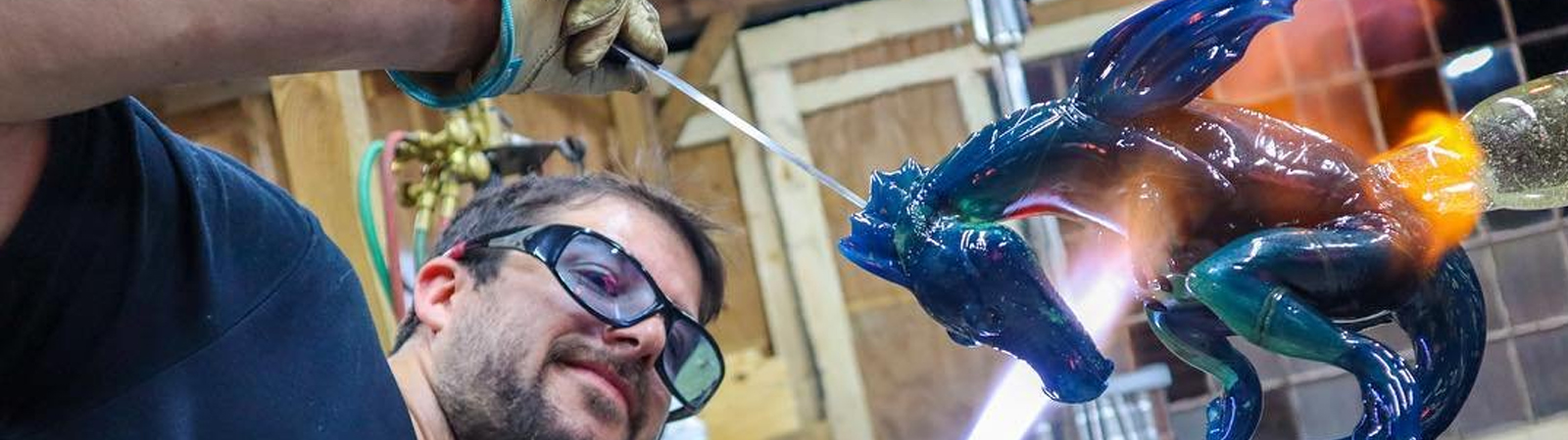 The Virginia Hot Glass Festival: May 25 & 26