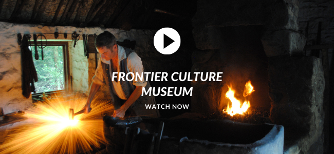 Virtual Tours of Frontier Culture Museum