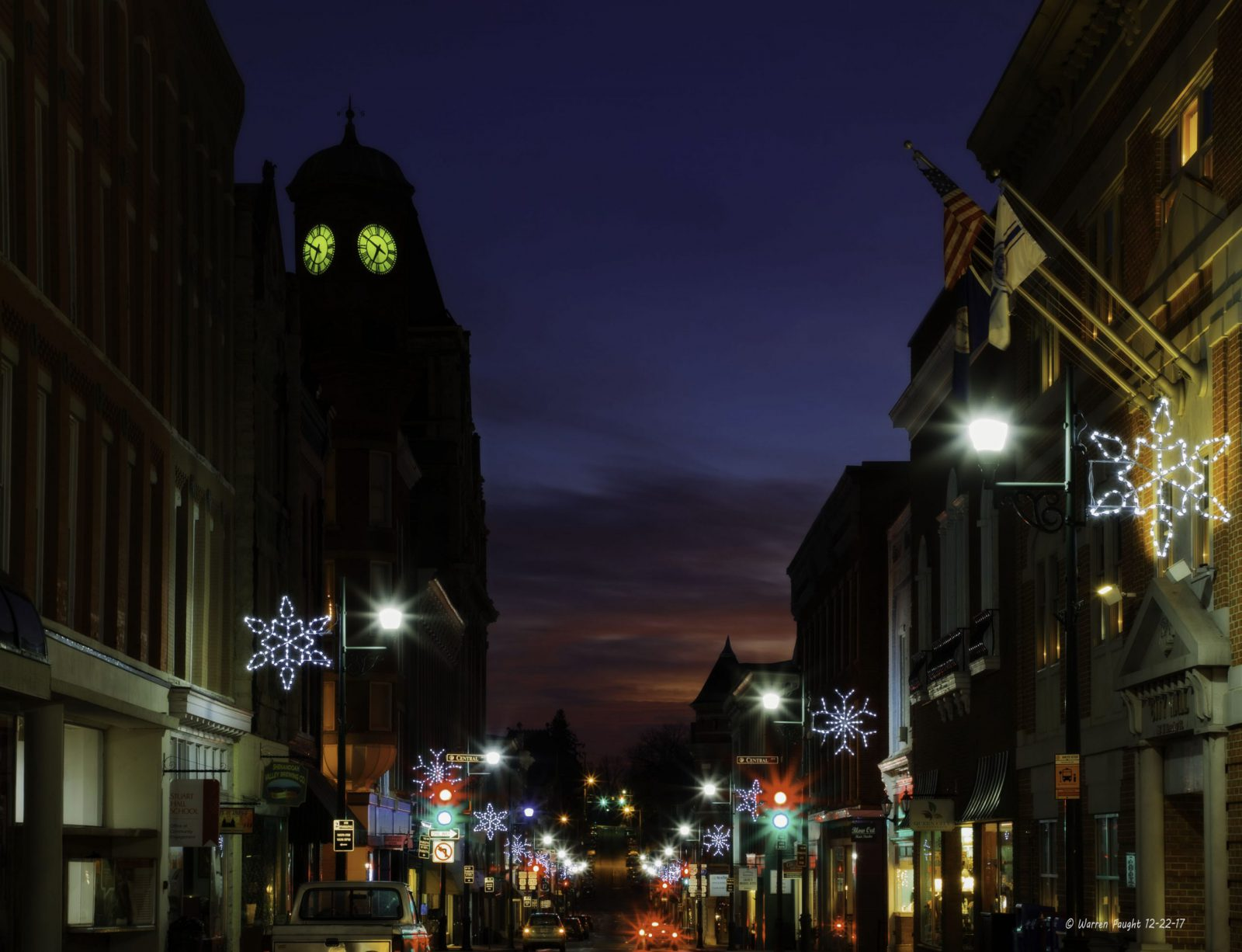 Staunton's Holiday Happenings 2020