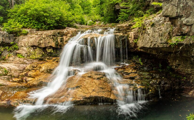 Staunton's Nearby Swimming Holes and Places to Cool Off